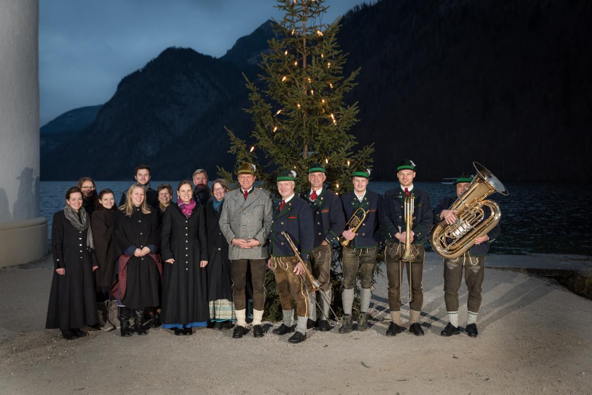 Bildwerkstatt Feiga - Galerie - Bartholomä Weihnacht