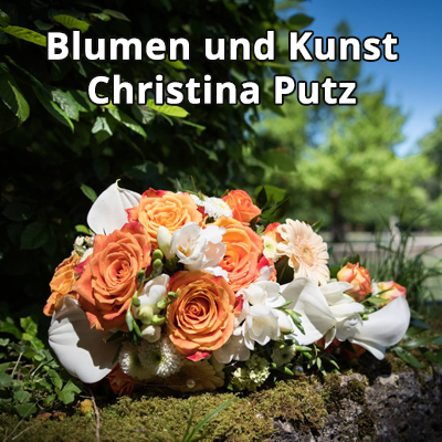 Blumen und Kunst - Christina Putz
